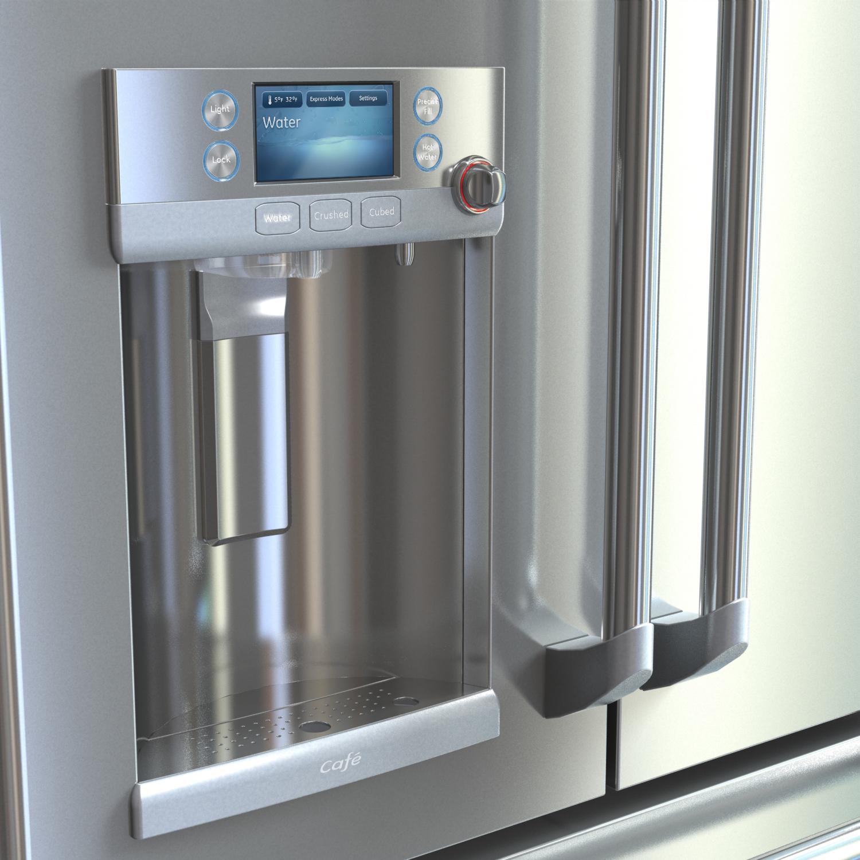 Ge Unveils French Door Refrigerator Factory In Louisville